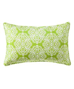 Look what I found on #zulily! Kinsale Outdoor Pillow by Evergreen #zulilyfinds