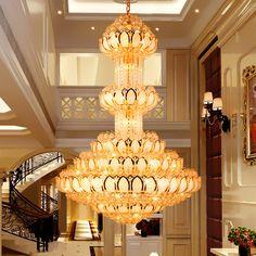 Lustre-en-cristal-Luminaire-LED-Or-Lustres-Lotus-Fleur-Grand-Long-Droplight-Salle-de-R-ception.jpg_640x640.jpg (640×640)