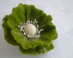 Popular items for felt flowers on Etsy