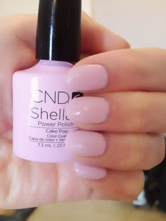My absolute fav nail color - wear this all spring + summer