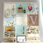 2x4 Pool Dottie Style Tile 2.0 Frameless Set | PBteen..I could soooo do this