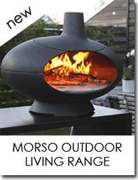 Osowarm - Morso Living - Forno Outdoor Oven