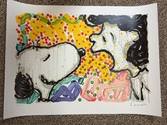 TOM EVERHART signed SNOOPY DRAMA QUEEN Charles Schulz Peanuts COA Lucy Van Pelt @ niftywarehouse.com #NiftyWarehouse #Peanuts #CharlieBrown #Comics #Gifts #Products