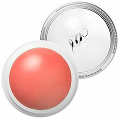 Guerlain - MÉTÉORITES BUBBLE BLUSH - Light Cream - Fizzy Healthy Glow  in 01 Pink - flushing warm pink  #sephora