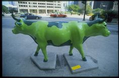 Doublemoo, Chicago Cow Parade 1999