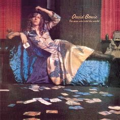 David Bowie - The Man Who Sold the World on 180g Vinyl LP