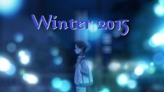 The best Anime in winter ☝