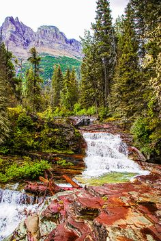 ✯ Glacier National Park, Montana