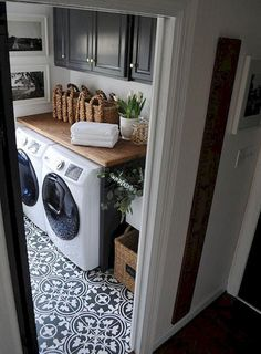 70+ SMALL LAUNDRY ROOM STORAGE AND ORGANIZATION IDEAS - Page 13 of 73