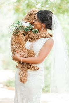 Ashley+Mark's chic Villa Parker Wedding day featuring their adorable pup Lulu, lush greens and a dinner under the twinkle lights. Wedding Tips, Summer Wedding, Wedding Photos, Dream Wedding, Wedding Day, Budget Wedding, Wedding Bride, Lace Wedding, Dog Wedding Attire