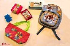 Ottawa Mommy Club Giant Tiger Food and School Supplies Photo