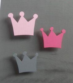 Tiradores con forma de corona, varios colores y tamaños. Pregunta