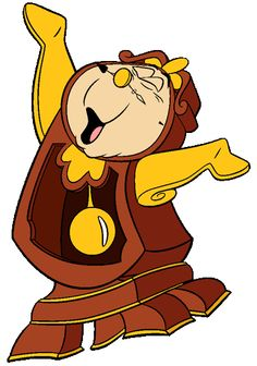 *COGSWORTH ~ Beauty and the Beast