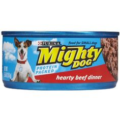 Mighty Dog Hearty Beef Dinner oz For you to view further for this item, visit the image link. (This is an affiliate link and I receive a commission for the sales) Canned Dog Food, Wet Dog Food, Dog Food Recipes, Image Link, Beef, Canning, Dinner, Dogs, Check