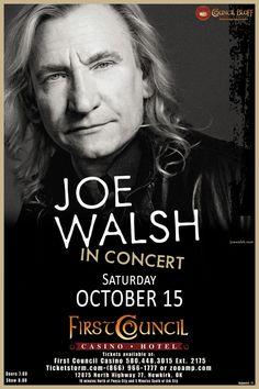 JOE WALSH - 10-15-2011