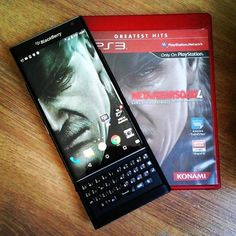 "#inst10 #ReGram @alireza.tp: BlackBerry PRIV . . . #blackberry_priv #blackberry  #Ps3 #metalgearsolid ...... #BlackBerryClubs #BlackBerryPhotos #BBer ....... #OldBlackBerry #NewBlackBerry ....... #BlackBerryMobile #BBMobile #BBMobileUS #BBMobileCA ....... #RIM #QWERTY #Keyboard .......  70% Off More BlackBerry: "" http://ift.tt/2otBzeO ""  .......  #Hashtag "" #BlackBerryClubs "" ......."