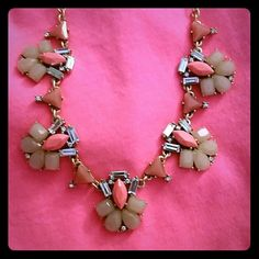 J. Crew Spring Fling Necklace New with dust bag J. Crew Jewelry Necklaces