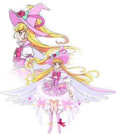 Cure miracle (over the rainbow form)