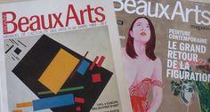 Beaux-Arts Magazine :comparer un numéro de 1989 à un de 2016 http://www.pigmentropie.fr/2016/02/beaux-arts-magazine-dix-ans-devolution/ #art #magazine