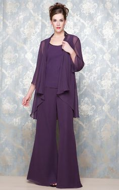 mother of the bride pant suits | 134 formal pant suit for womens previous in evening pants suits next ...