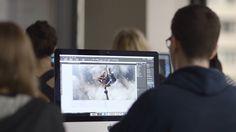 Delve into the world of Digital Media at ACG Yoobee School of Design and kickstart your creative career.