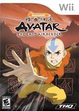 Avatar: el Último Maestro Del Aire-Nintendo Wii Juego