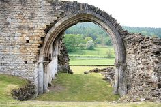 Beautifully placed between the city of York and the town of Malton, the riverside ruins of Kirkham Priory are set in the beautiful Derwent valley near the Yorkshire Wolds.