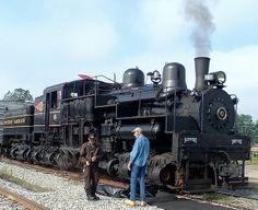 The Rail Road in Elkins. WV | Railroad Days'Elkins WV