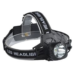 XANES K55A 800 LumensBicycle Led T6 Headlight Outdoor Sports HeadLamp 4 Modes Adjustable Head Light