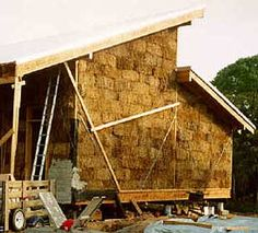 Straw Bale Houses - What Are They?