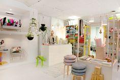 Freunde von Freunden — Mimmi Staaf — Furniture Designer & Store Owner, Apartment & Store, Midsommarkransen, Stockholm — http://www.freundevonfreunden.com/interviews/mimmi-staaf/