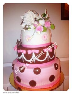 Princess 17th  birthday cake