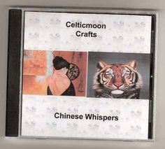 Chines Whispers CD Rom by CelticmoonCraftsShop on Etsy