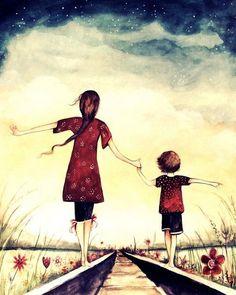 buena madre jugando con su hija