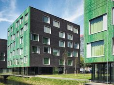 Student Halls of Residence Delft mecanoo