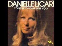 ▶ Danielle Licari - Concerto pour une voix - YouTube