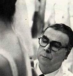 Cristóbal Balenciaga: A Spanish designer whose recognition came after WWII when he opened his fashion house in Paris. He was known for changing the feminine silhouette by broadening the shoulders and doing away with the cinched waist. Created pieces until he retired, then taught fashion design.