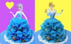 Centros de mesa princesas