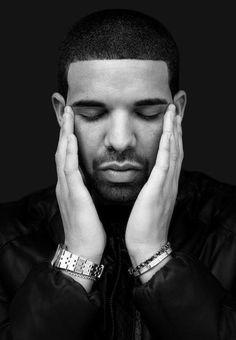 "Drake (black and white) for ""Jungle"""