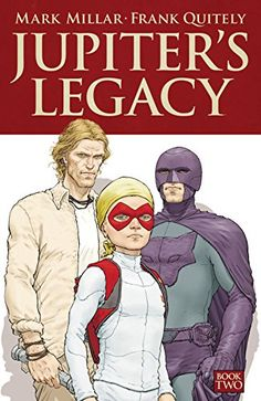 7 best graphic novels images on pinterest comic books comics and jupiters legacy vol 2 by mark millar fandeluxe Choice Image