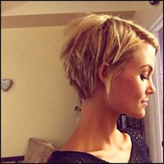 36. Pixie Cuts 2016 | Beauty | Pinterest | Frisur ... | Einfache Frisuren