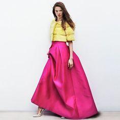 Sarah Mini Mink in yellow exclusively sold on our website - shop www.lillyevioletta.com #mink #origin assured #luxury #winter2015 #instachic #fur #livingluxuryeveryday
