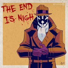WW 01 Rorschach by RickCelis on DeviantArt