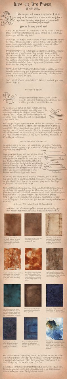 Edit: For those of you interested in larger versions of the paper texture examples, here is a packet containing those and a few extras Also, thankyou so much for the DD :3 I am glad that people fin...