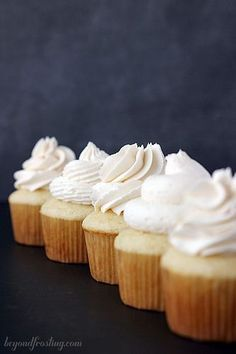 Perfectly Whipped Vanilla Buttercream Frosting | beyondfrosting.com
