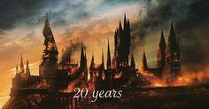 #BattleOfHogwarts #20YearsBattleOfHogwarts 2 May 1998 Always  #HarryPotter #HogwartsBattle #Hogwarts #Snape #SeverusSnape #love #Boy-Who-Lived #WeRemember