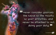 Words of wisdom by lord krishna that appeal to humankind even today. Shree Krishna the supreme power of all represents love, wisdom, & intellect. Krishna Leela, Jai Shree Krishna, Krishna Radha, Durga, Radha Krishna Love Quotes, Lord Krishna Images, Krishna Pictures, Geeta Quotes, Srila Prabhupada
