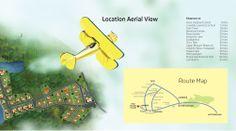 Face Holiday Village | Villas in Ooty | Brochure | Page - 26 | Spring Dale Villas Aerial View