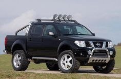 nissan navara modified - Google Search
