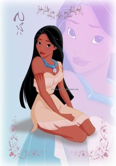 Pocahontas. She looks so gorgeous!